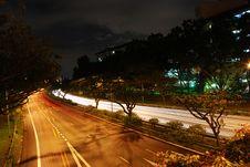 Free Singapore Road Stock Photo - 4525780