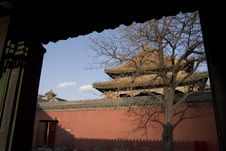 Free Shenyang Imperial Palace Stock Photography - 4525802