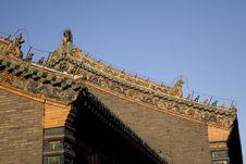 Free Shenyang Imperial Palace Stock Image - 4525821