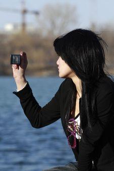 Free An Oriental Girl Stock Photos - 4527033