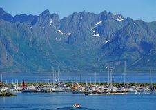 Free Lofote Islands Norway Stock Photography - 4527142