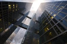 Free Modern Bureau Building Stock Photos - 4527293