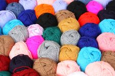 Free Thread Balls Stock Image - 4528101
