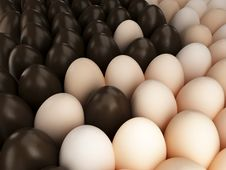 Free Easter Egg And Eggs Background Stock Image - 4528931