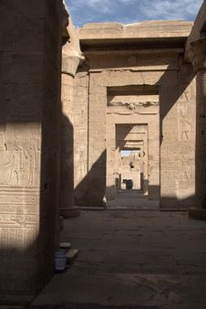 Free Temple Of Kom Ombo Stock Photo - 4529090