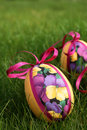 Free Easter Eggs In Meadow Royalty Free Stock Photo - 4532825