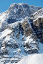 Free Mountain In Rockies Royalty Free Stock Photography - 4538987