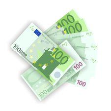 Euro1 Royalty Free Stock Photo
