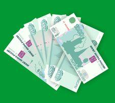 Free Rubles1 Stock Photos - 4530353