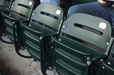 Free Stadium Seats Royalty Free Stock Photos - 4530788
