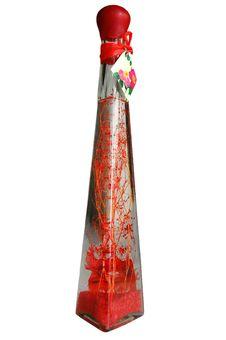 Free Pyramid Crystal Flower Stock Photos - 4531213