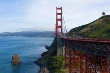 Free Golden Gate Bridge Stock Photos - 4531293