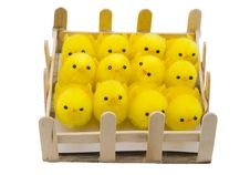 Free Easter Chickens Royalty Free Stock Images - 4532059