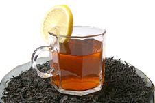 Free A Cup Of Tea Royalty Free Stock Image - 4532326