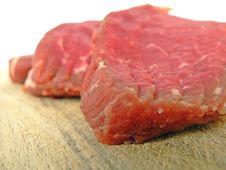 Free Raw Steak Stock Photography - 4533112