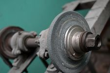 Free Tne Rough Grinding Machine Stock Images - 4533804