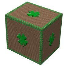 Free 3D Box Stock Image - 4533821