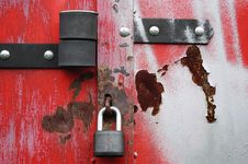 Free Padlock Royalty Free Stock Photography - 4533957