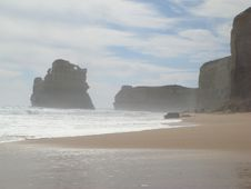 Free Twelve Apostles Stock Photography - 4534862