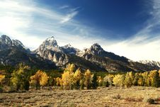 Free Grand Teton, NP Stock Photography - 4536132