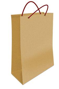 Free Market Shopping Bag Stock Photos - 4536183