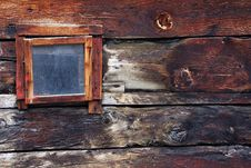 Free Old Window Closed Stock Photos - 4536493