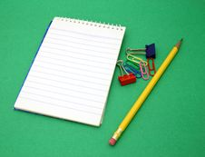Free Office Tools Royalty Free Stock Image - 4537156