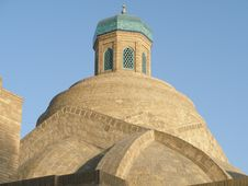 Free Dome In Bukhara, Uzbekistan Stock Photo - 4537180