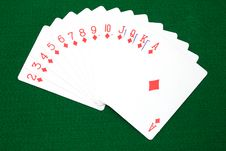 Free Cards Stock Images - 4537344