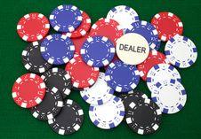 Free Dealer Stock Images - 4537444