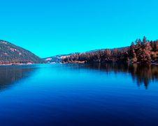 Free Salomon Lake Royalty Free Stock Image - 4537556