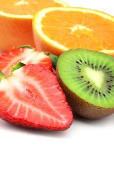 Free Fresh Fruits Royalty Free Stock Photos - 4537658
