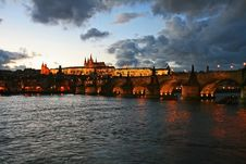Free The Magnificent Prague Castle Royalty Free Stock Images - 4538129