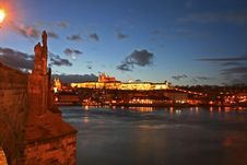 Free The Magnificent Prague Castle Royalty Free Stock Photo - 4538135