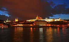 Free The Magnificent Prague Castle Stock Photo - 4538140