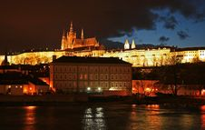 Free The Magnificent Prague Castle Royalty Free Stock Photo - 4538145