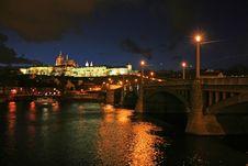 Free The Magnificent Prague Castle Stock Photos - 4538153
