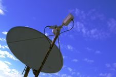 Free Satellite Dish Stock Photo - 4538170