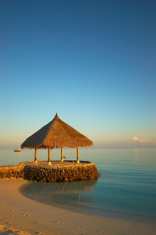 Free Tropical Beach Royalty Free Stock Photography - 4539107