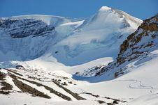 Free Snow Mountain Royalty Free Stock Photography - 4539267