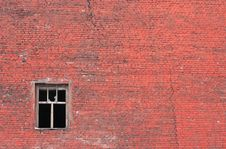 Free Cracked Window Royalty Free Stock Photos - 4539268