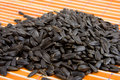 Free Close-up Of Sunflower Seed Royalty Free Stock Images - 4543159