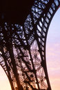 Free Eiffel Tower In Sunset Light Royalty Free Stock Images - 4543669