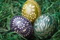 Free Easter Eggs. Royalty Free Stock Photos - 4544938