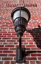 Free Lamp And Cross Stock Photography - 4547802