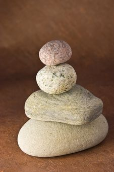 Free Balancing Stones Royalty Free Stock Photography - 4541107