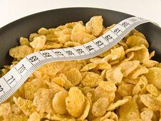 Free Corn Flakes Royalty Free Stock Photo - 4541125