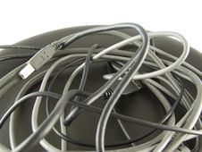Free Usb Wires Royalty Free Stock Photo - 4542025
