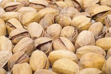 Free A Pile Of Pistachios Stock Images - 4542664