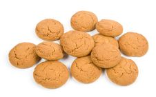 Free Oatmeal Cookies Royalty Free Stock Images - 4542679